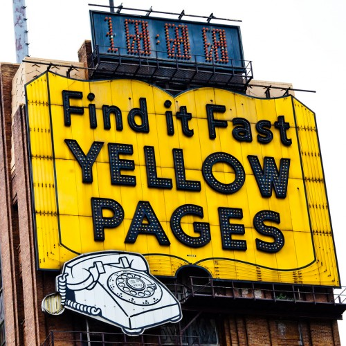 Find it Fast Yellow Pages by Thomas Hawk, on Flickr