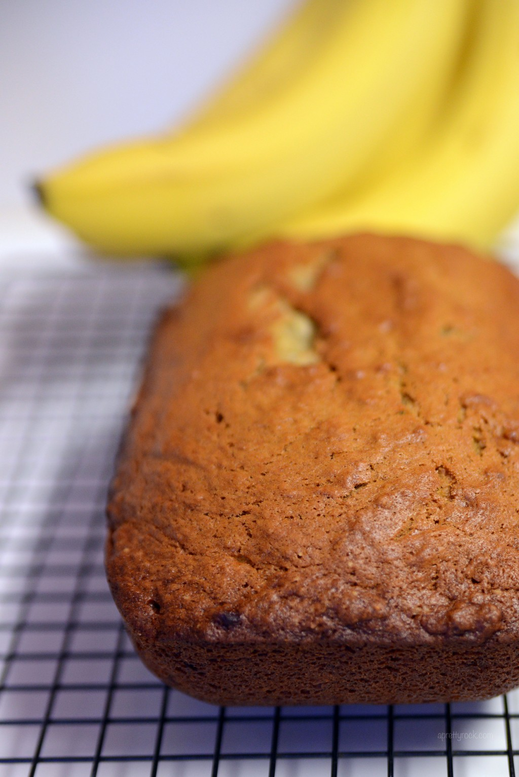 {72/365} Banana bread!